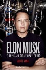 Portada del libro Elon Musk