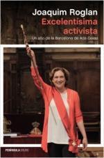 Portada del libro Excelentísima activista