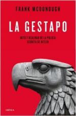 Portada del libro La Gestapo