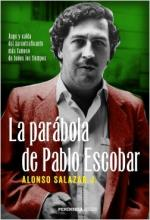 Portada del libro La parábola de Pablo Escobar