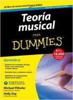 Portada del libro Teoría musical para Dummies