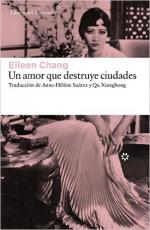 Portada del libro Un amor que destruye ciudades