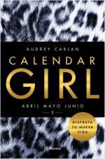 Portada del libro Calendar Girl 2. Abril Mayo Junio