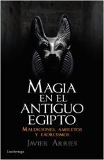 Portada del libro Magia en el Antiguo Egipto