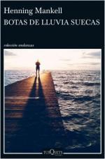 Portada del libro Botas de lluvia suecas