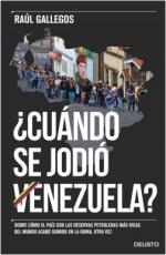 Portada del libro ¿Cuándo se jodió Venezuela?