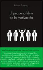 Portada del libro El pequeño libro de la motivación