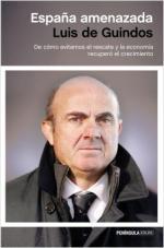 Portada del libro España amenazada