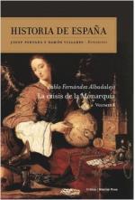 Portada del libro La crisis de la Monarquía
