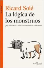 Portada del libro La lógica de los monstruos