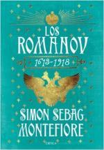 Portada del libro Los Románov