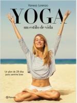 Portada del libro Yoga, un estilo de vida