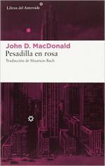 Portada del libro Pesadilla en rosa