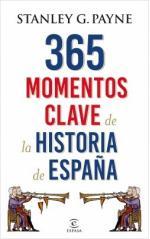 Portada del libro 365 momentos clave de la historia de España