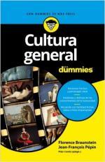 Portada del libro Cultura general para Dummies