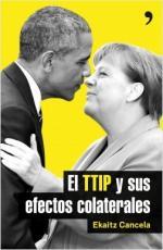 Portada del libro El TTIP y sus efectos colaterales