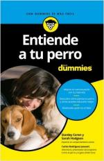 Portada del libro Entiende a tu perro para Dummies
