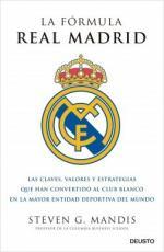 Portada del libro La fórmula Real Madrid