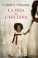Portada del libro La hija de Cayetana