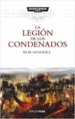 Portada del libro La Legión de los Condenados
