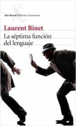 Portada del libro La séptima función del lenguaje