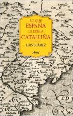 Portada del libro Lo que España le debe a Cataluña