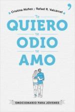 Portada del libro Te quiero, te odio, te amo