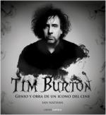 Portada del libro Tim Burton