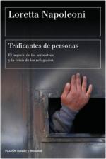 Portada del libro Traficantes de personas