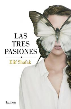 Portada del libro Las tres pasiones