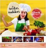 Portada del libro Las recetas más molonas de Masterchef Junior