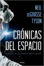 Portada del libro Crónicas del espacio