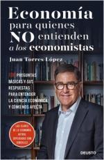 Portada del libro Economía para quienes no entienden a los economistas