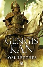 Portada del libro Gengis Kan
