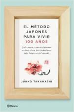 Portada del libro El método japonés para vivir 100 años