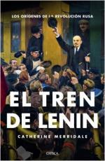 Portada del libro El tren de Lenin