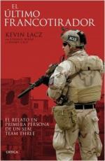 Portada del libro El último francotirador