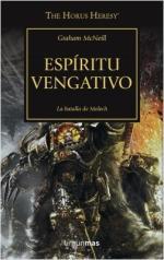 Portada del libro Espíritu vengativo Nº 29