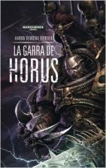 Portada del libro La Garra de Horus Nº 1