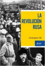 Portada del libro La revolución rusa