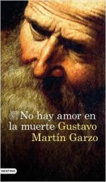 Portada del libro No hay amor en la muerte