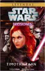 Portada del libro Star Wars: Decisiones