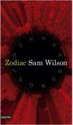 Portada del libro Zodiac