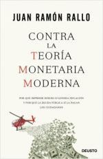 Portada del libro Contra la Teoría Monetaria Moderna