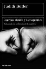 Portada del libro Cuerpos aliados y lucha política