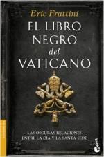 Portada del libro El libro negro del Vaticano