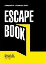 Portada del libro Escape book