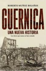 Portada del libro Guernica, una nueva historia