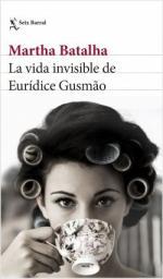Portada del libro La vida invisible de Eurídice Gusmão