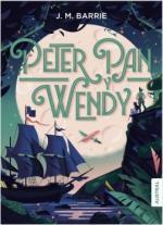 Portada del libro Peter Pan y Wendy